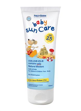 BABY SUN CARE SPF 25
